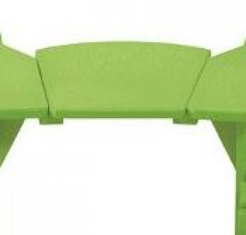 Generations Kiwi Lime Arm Table