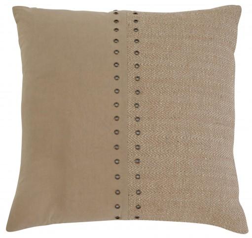 Textured Natural Pillow Set of 4