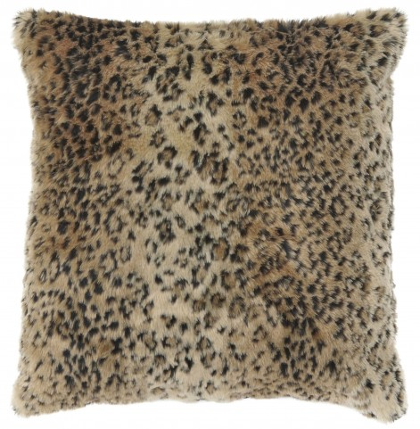 Rolle Brown Pillow Set of 4