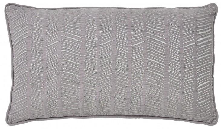 Canton Gray Pillow Set of 4