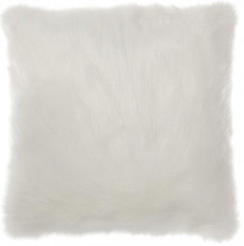 Himena White Pillow Set of 4