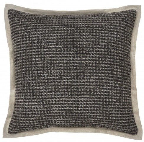 Wrexyville Charcoal Pillow Set of 4