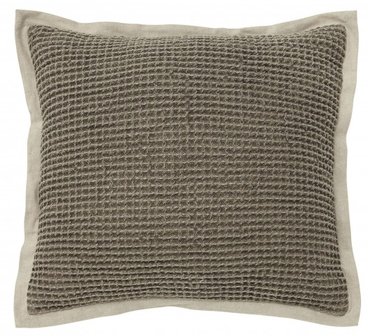 Wrexyville Brown Pillow Set of 4