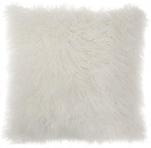 Giancario White Pillow Set of 4