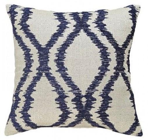 Estelle Blue Pillow Set of 4