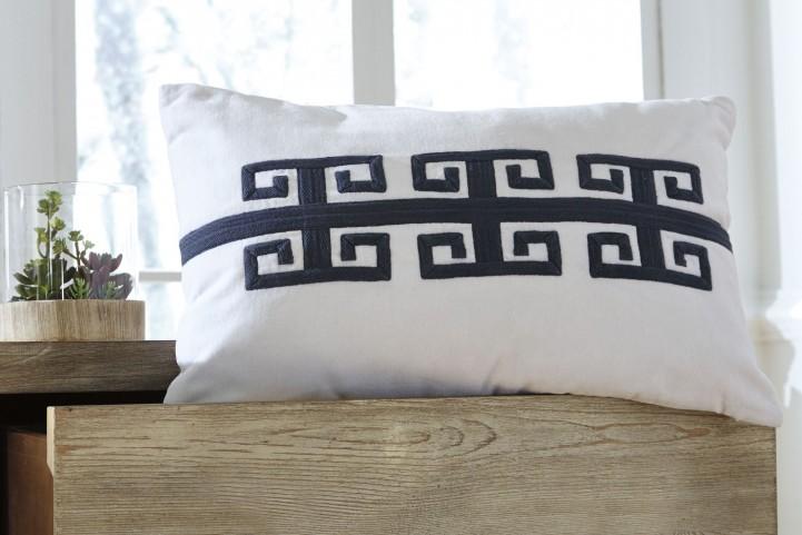Amadeo Navy Pillow Set of 4