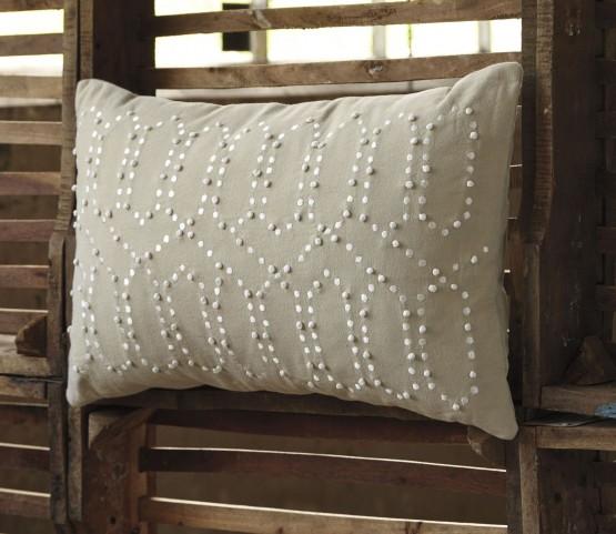 Simsboro Natural Pillow Set of 4
