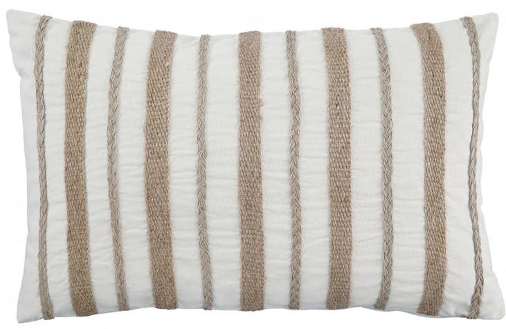 Zackery Natural Pillow Set of 4