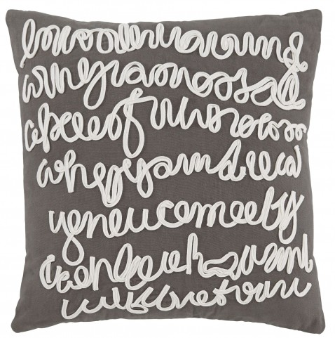 Alfie Gray Pillow Cover Set of 4