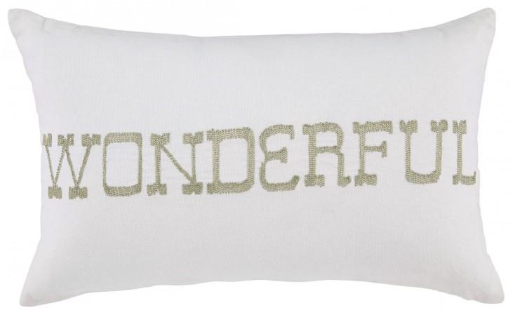 Phelan White Pillow Set of 4