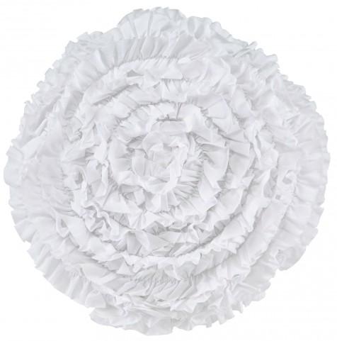 Bloompier White Pillow Set of 4