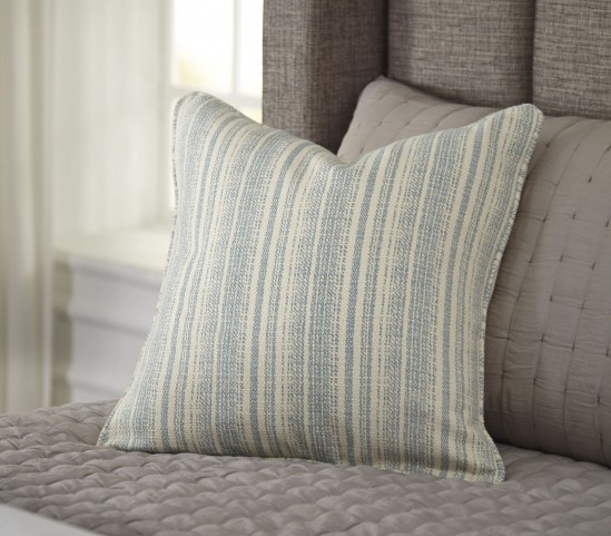 DeRidder Turquoise Pillow Cover Set of 4