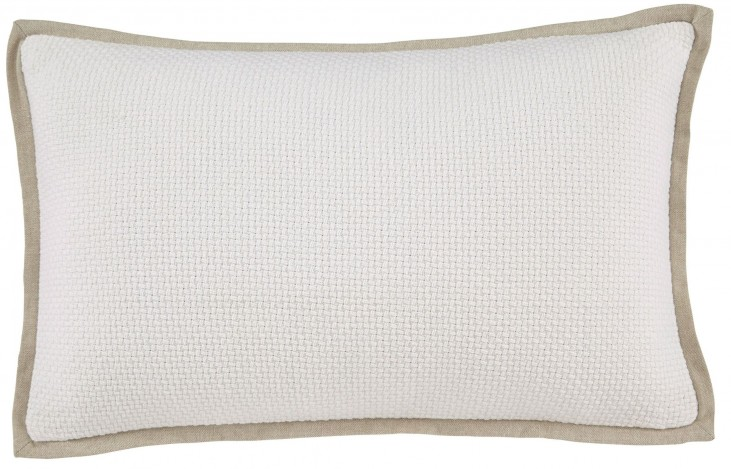 Leonie White Pillow Set of 4