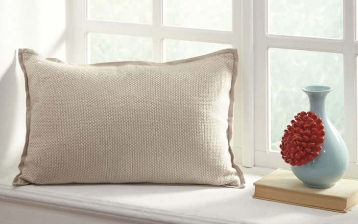 Leonie Natural Pillow Set of 4
