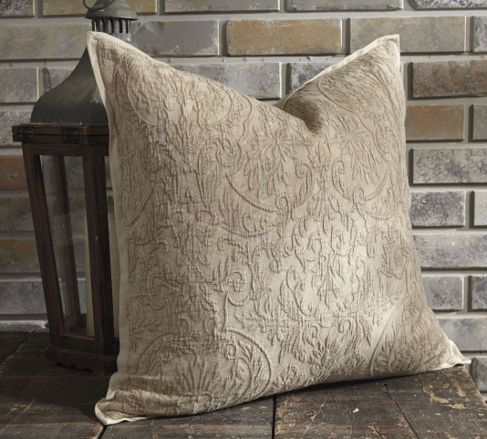 Maxen Natural Pillow Cover Set of 4