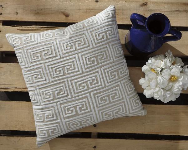 Paloman Natural Pillow Cover Set of 4