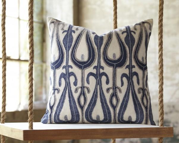 Arrowsic Blue Pillow Cover Set of 4