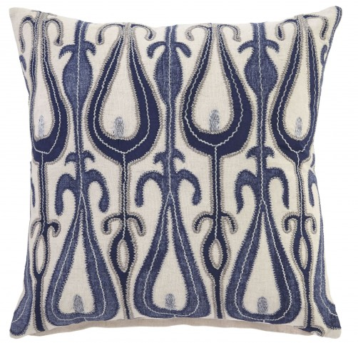 Arrowsic Blue Pillow Cover Set of 4