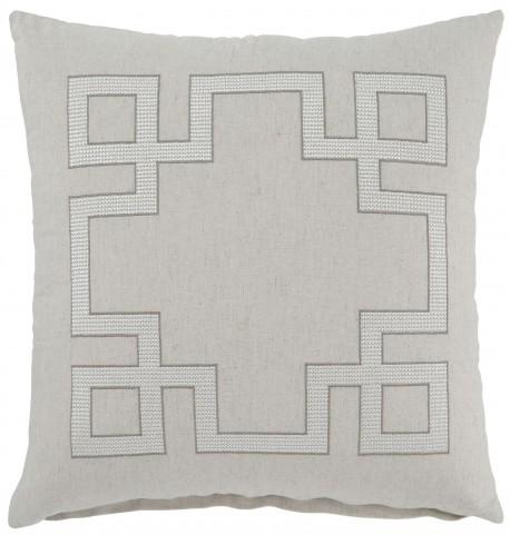 Parkman Natural Pillow Cover Set of 4