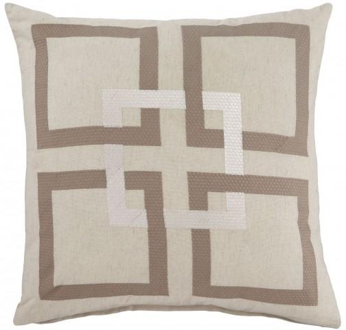 Sebec Natural Pillow Cover Set of 4