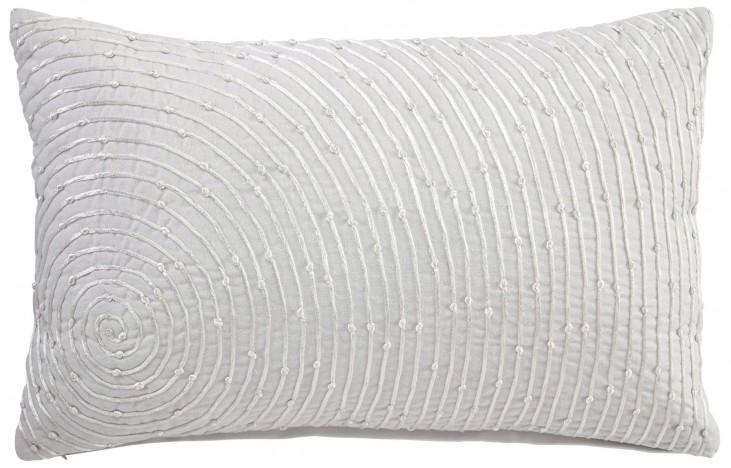 Solon White Pillow Set of 4