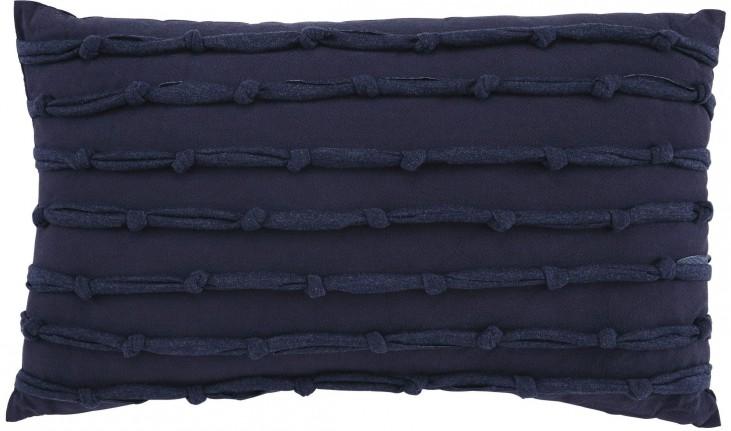 Larkton Navy Pillow Set of 4