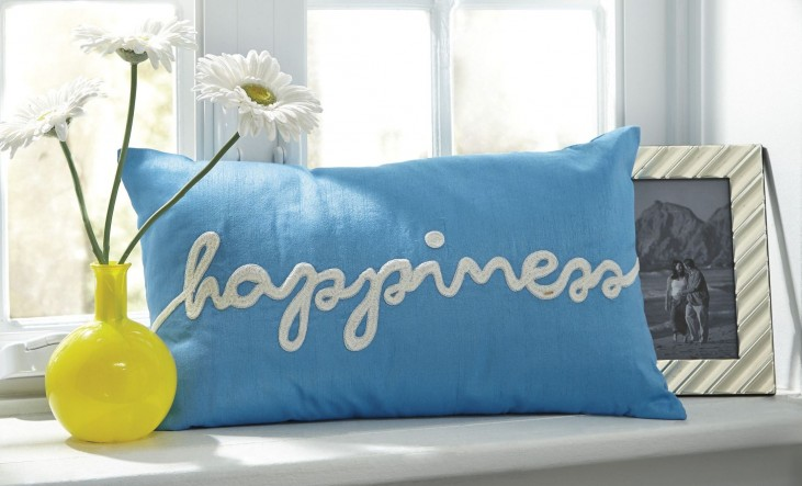 Lakelyn Turquoise Pillow Set of 4