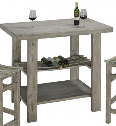 Cabernet Grey Bar Table