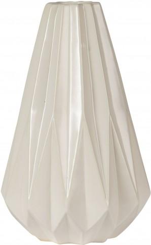 Diego Medium White Vase Set of 2