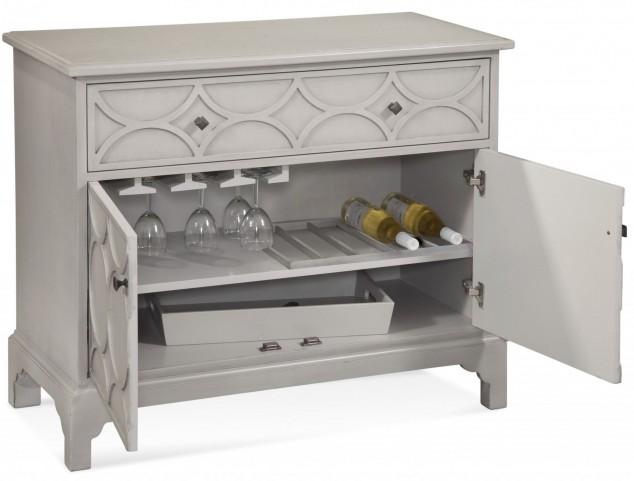Quinn Grey Hospitality Cabinet