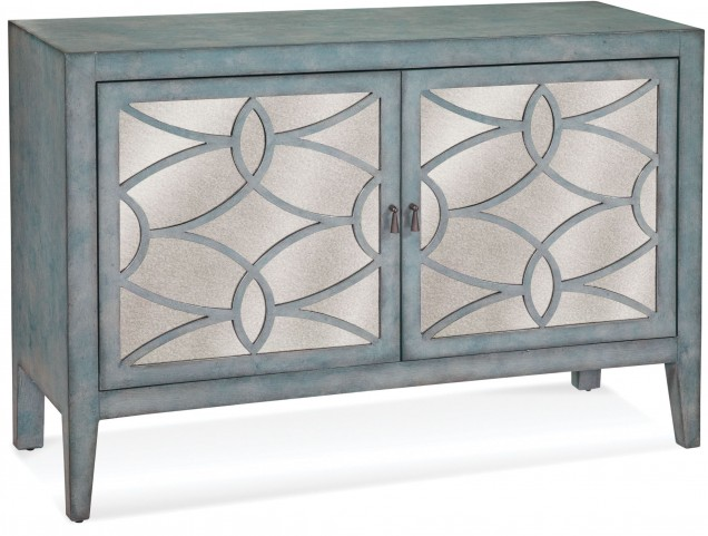 Annette Antique Turquoise in Town Server