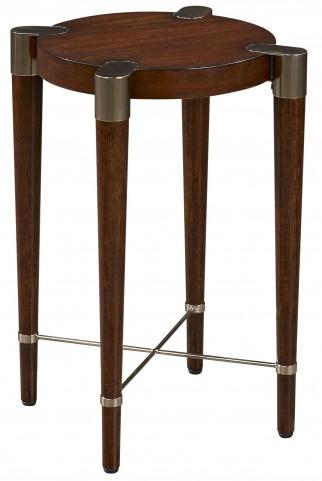 Bristoll Walnut Accent Table