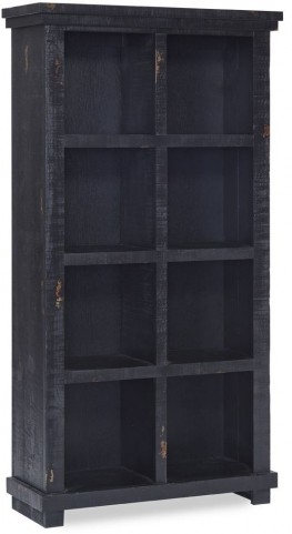 "Willow Black 64"" Bookcase"