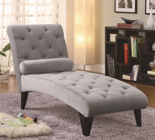 Grey Chaise 550067