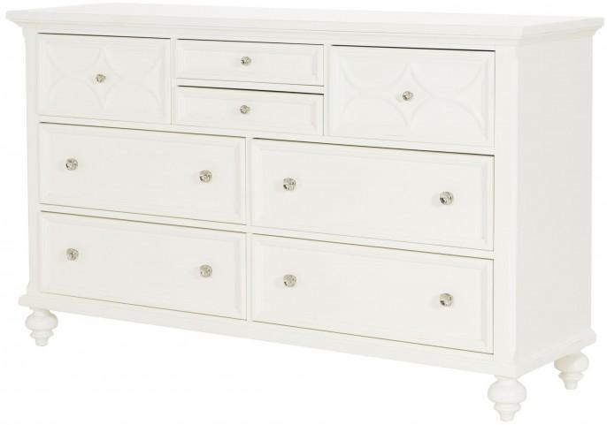 Lynn Haven Soft Dover White Dresser