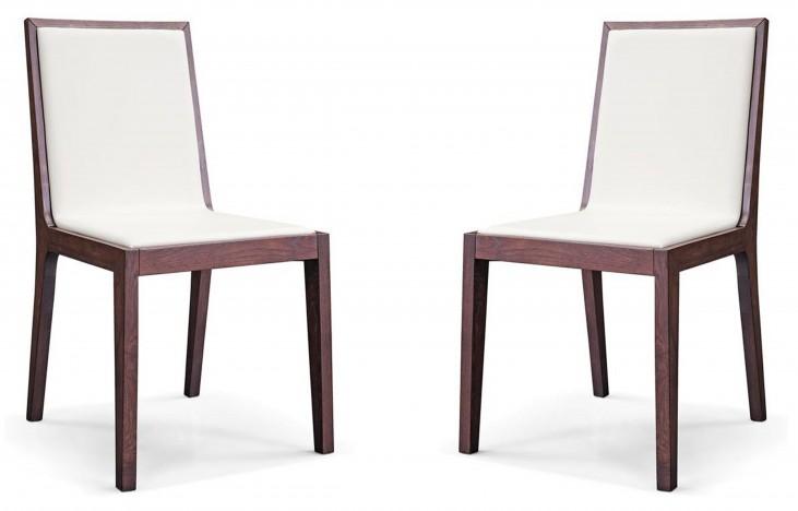 Adamo Dining Chair Set of 2