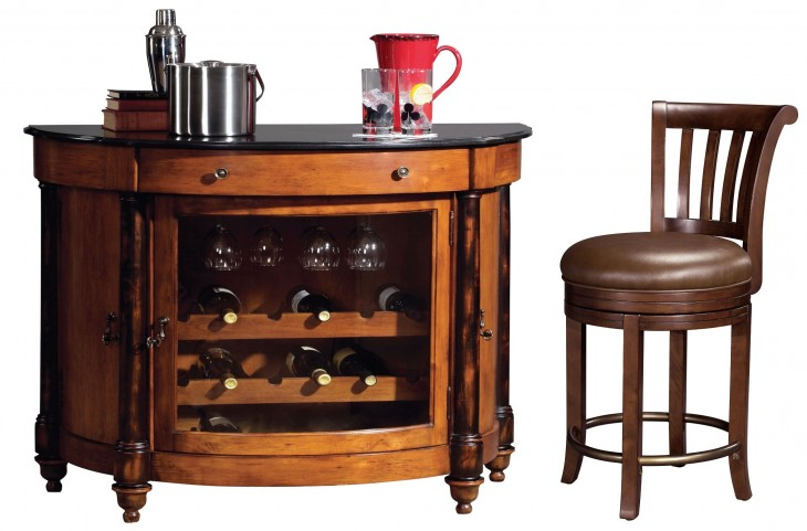 695016 Merlot Valley Wine & Bar Set 695016