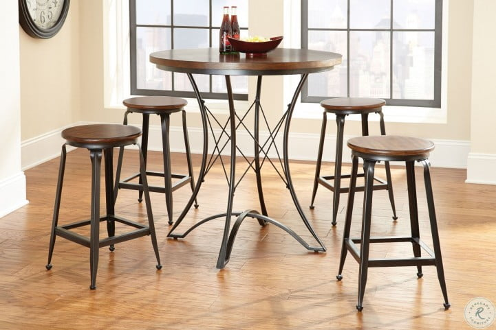 Adele Counter Height Stool Set of 2