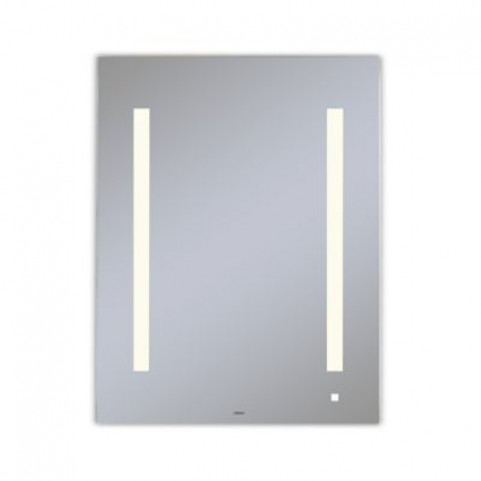 aio 24 x 30 2700k lighted mirror from robern coleman furniture. Black Bedroom Furniture Sets. Home Design Ideas