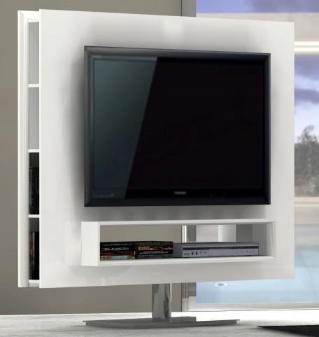 Amora Lacquer Swivel TV Unit