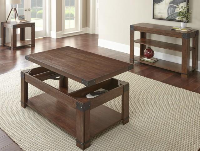 Arusha Medium Cherry Sofa Table