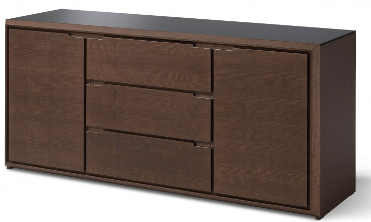 Arc Chocolate Ashwood Sideboard