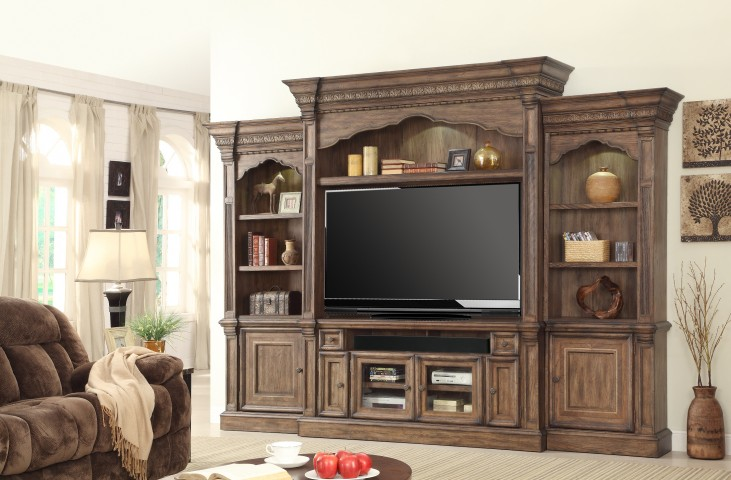 Aria 5 Piece Entertainment Wall