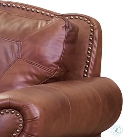 Arizona Marco Leather Living Room Set from Leather Italia ...