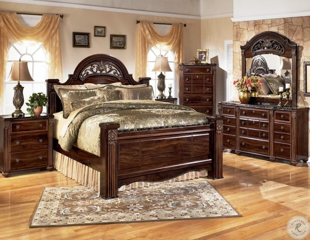 Stupendous Gabriela Poster Bedroom Set Home Interior And Landscaping Spoatsignezvosmurscom