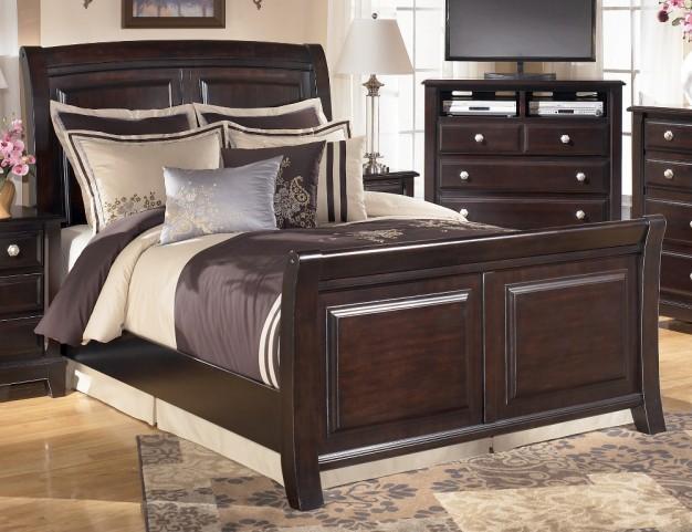 Ridgley King Sleigh Bed