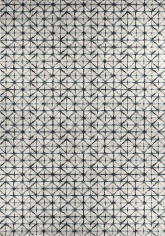 Ashbury Blue and White Quilt Medium Rug