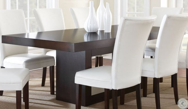 Antonio Extendable Rectangular Dining Table