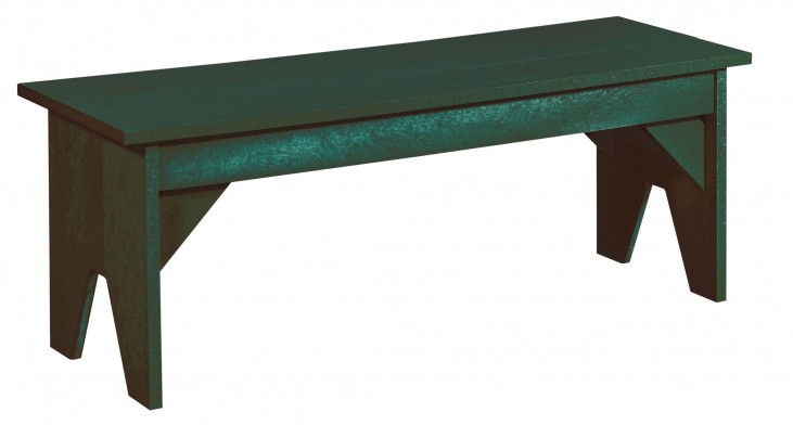 Generations Green Lifestyle Outdoor Bench