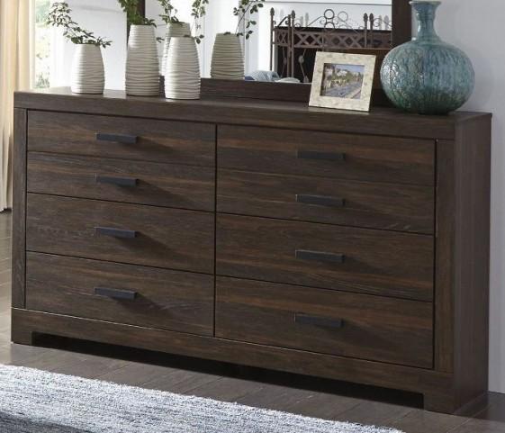 Arkaline Brown Dresser
